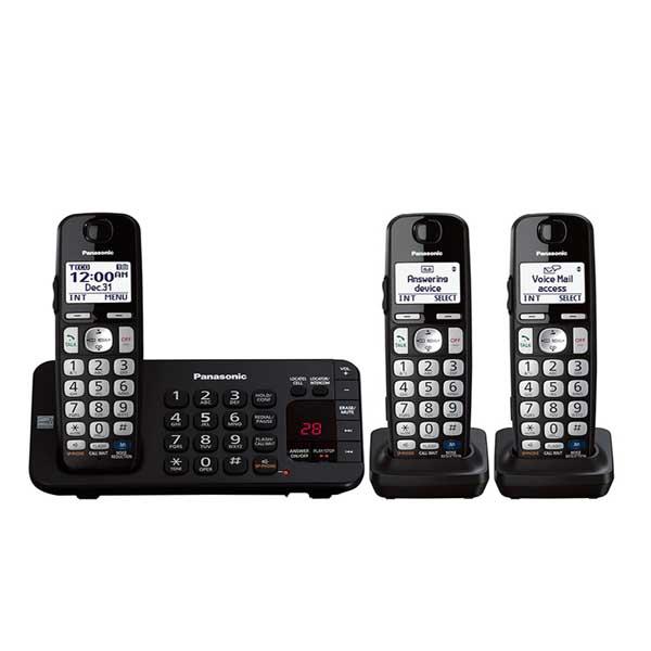 تلفن بیسیم پاناسونیک Panasonic KX-TGE243