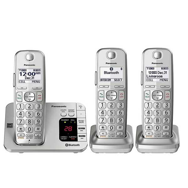 تلفن بیسیم پاناسونیک Panasonic KX-TGE263