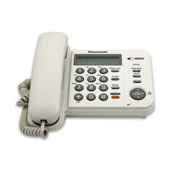 تلفن رومیزی پاناسونیک مدل KX-TS580