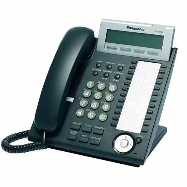 تلفن سانترال اختصاصی دیجیتال مدل Panasonic KX-DT343