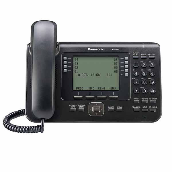 تلفن آی پی فون پاناسونیک Panasonic KX-NT560