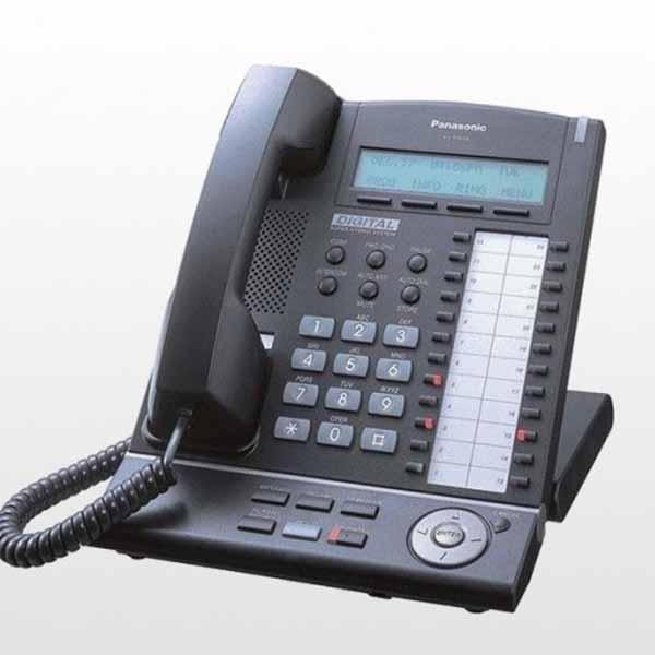 تلفن سانترال – تلفن اختصاصی دیجیتال مدل Panasonic KX-T7633