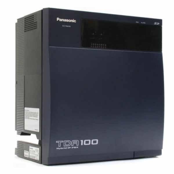 سانترال پاناسونیک  pbx مدل Panasonic KX-TDA100