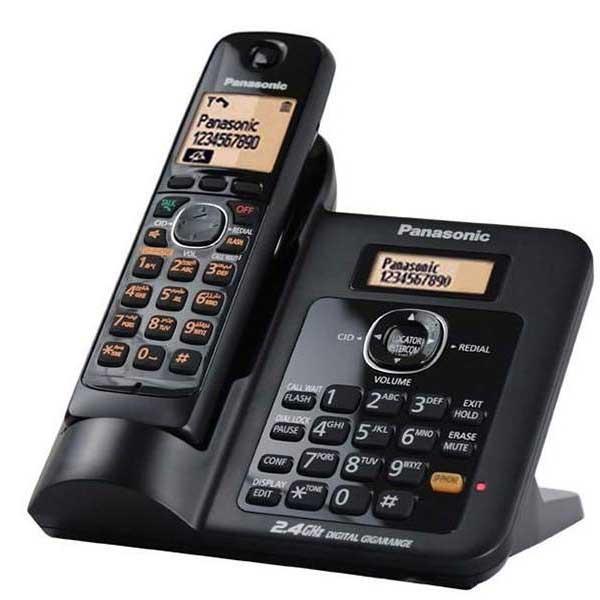 تلفن بی سیم پاناسونیک مدل 3811 Panasonic KX-TG