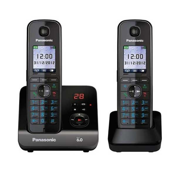 تلفن بیسیم پاناسونیک Panasonic KX-TG8162