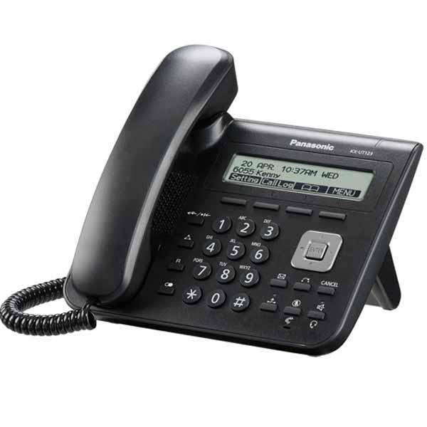 تلفن سانترال سیپ پاناسونیک مدل Panasonic KX-UT123