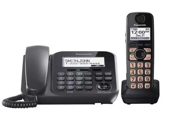 گوشی تلفن بیسیم پاناسونیک KX-TG4771