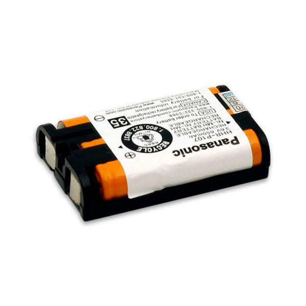 باتری نیم قلمی پاناسونیک مدل HHR-P107
